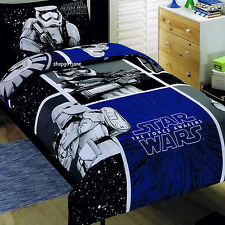 Star Wars - Storm Trooper - Dryen Single/US Twin Bed Quilt Doona Duvet Cover set