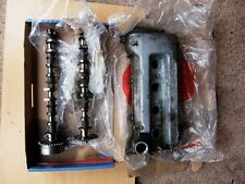 TOYOTA 1ZZ-FE 1.8 VVTI  INLET AND EXHAUST CAMSHAFT + COVER CELICA MR2 COROLLA