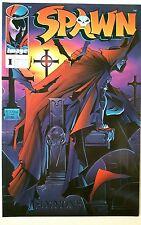 Spawn # 1 * Prestige * embossed 1. edición 97 no leído