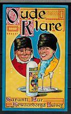 Etiquette Ancienne - Oude Klare - Garantie Pur  - Réf.n°307