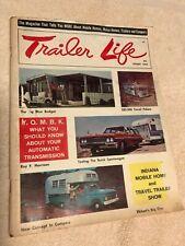 Trailer Life Magazine August 1965