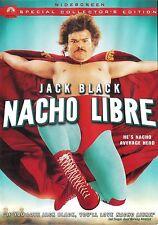 Nacho Libre ~ Jack Black ~ Special Collector's Edition DVD ~ FREE Shipping USA