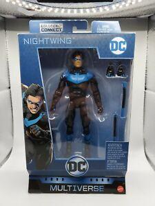 Mattel DC Comics Multiverse Nightwing *New* (Ninja Batman Wave)