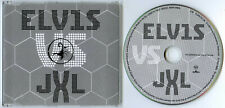 Elvis Presley Vs JXL 1 TRACK PROMO/DEMO CD A Little Less Conversation FREE P&P2