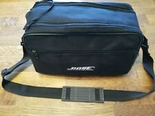 GENUINE BOSE SOUNDDOCK SERIES 1 PADDED CARRY CASE WITH SHOULDER STRAP