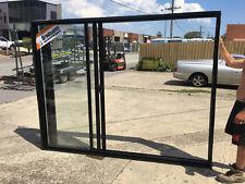 2100h x 2688w NEW Sliding Stacker Door 8 Colours SSF or FSS Single Glazed