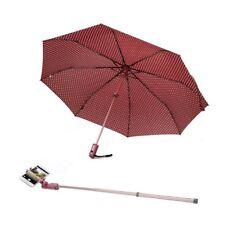 2in1 Selfie Stick Umbrella UV Protection Monopod Apple iPhone 6s 7 8 Plus X SE