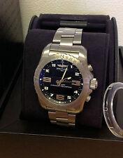 Breitling Titanium Case Wristwatches