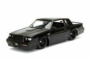 Fast Furious Model Buick Grand National Of Dom Scale 1/32 Original Jada