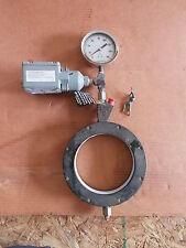 Allen Bradley 836T-T251JX9 Pressure Control Assembly w/ Gauge *FREE SHIPPING*