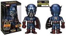 Funko Hikari Titanium Captain America 23cm Vinyl Figure. Delivery