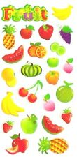 3D Epoxy Gel Stickers Fruit for Scrapbooking sticker Album school
