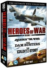 Heroes of War Collection - Volume 1 - Against The Wind / The Dambusters / The Co
