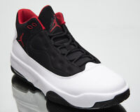 Jordan Max Aura 2 Men's White Black Red Casual Athletic Lifestyle Sneakers Shoes
