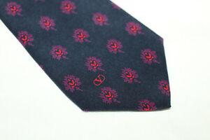 VALENTINO Silk tie Made in Italy F14578