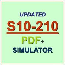 SNIA Storage Networking Management & Administration Test S10-210 Exam QA PDF+SIM