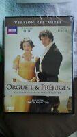 2 DVD ★ ORGUEIL & PREJUGES -COLIN FIRTH ★ NEUF SouS BLISTER.français et Anglais