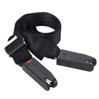 Adjustable Car Baby Child Safe Seat Strap Isofix Belt Anchor Holder 150cm