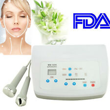 New 2017 USA Ultrasound Ultrasonic Facial Body Pain Therapy Relief Massager FDA