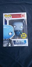 Funko Pop Marvel Spider-Man 2 Electro #46 - Glow In The Dark - box damage  gitd
