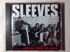 SLEEVES Estremo limite di niente cd ep RARISSIMO COME NUOVO VERY RARE LIKE NEW!!