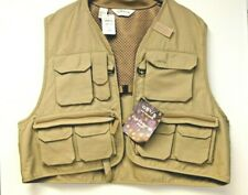 Orvis Clearwater Vest, Size Large, Tan, New with Tags