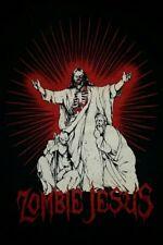 XXL - Zombie Jesus t shirt: punk rock funny easter Metal