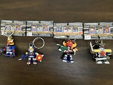 Super Sentai SD Keychains Set Of 4