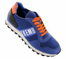 NEU Bikkembergs Fend-er 2404 Herren Schuhe Blau-Orange BKE109304 SALE