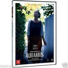 DVD Aquarius [ Subtitles in English + Portuguese ] Region ALL