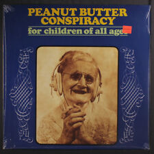 PEANUT BUTTER CONSPIRACY: For Children Of All Ages LP Sealed (Germany, reissue,