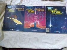 COMCAT COMICS MOEBIUS BATI THE MAGIC CRYSTAL 1 2 3 SBACK GIRAUD