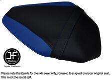 Diseño 2 Negro R Vinilo Azul Personalizado Para Kawasaki ZX10R 1000 16-17 Funda de Asiento Trasero