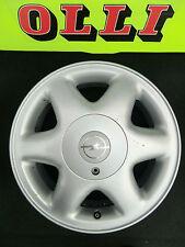 Original Opel Astra Corsa Vectra Alufelge 5,5J x 15 H2 ET 46 Alu Felge 5 1/2