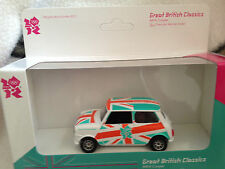 London 2012  Olympic games  Corgi  Mini   model car