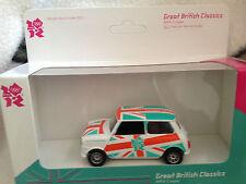 London 2012  Olympic games  Corgi  Mini   model car