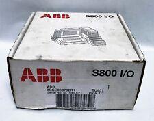 ABB TU851 Extended Module Termination Unit, MTU, 250V 3BSE068782R1 S800 I/O -NEW
