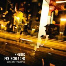 Henrik Freischlader - Night Train To Budapest (180g 2LP Vinyl) 2013 NEU!