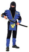 Costumi e travestimenti blu marca Amscan per carnevale e teatro poliestere