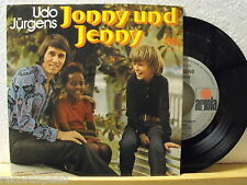 "7"" Single - UDO JÜRGENS / Jonny und Jenny - Ariola Sonderauflage - 4 Titel EP NM"