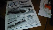 CHRYSLER PERFORMANCE NEWS VOL.6 ISSUE 8 SEPT. 1985 PIKES PEAK / DON GARLITS