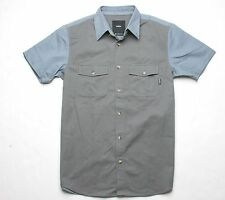 Burton Milles Short Sleeve Shirt (M)