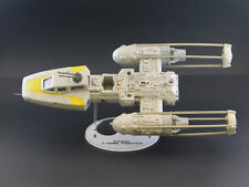 1 x Acrylic Display STAND - Vintage Star Wars - Kenner Y-Wing (STAND ONLY)