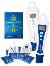 Bluelab Coltivatore Cassetta degli attrezzi-PH CE PPM Tester PENNE Cura & kit di calibrazione Cassetta degli attrezzi
