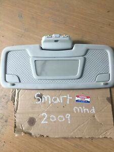 Smart Car ForTwo Mhd W451 2009 passenger side sun visor