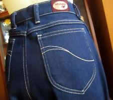 29x29 14 Misses True Vtg 80s Wrangler High Waist Designer Pocket Denim Jeans Usa
