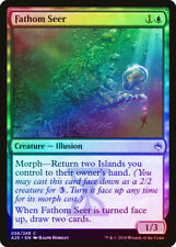 Fathom Seer FOIL Masters 25 NM Blue Common MAGIC THE GATHERING CARD ABUGames
