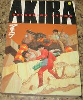 AKIRA  Vol.6  English Manga by Katsuhiro Otomo. RARE!