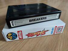 Breakers MVS Arcade holo label