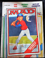 Mad Magazine No 318 'Star Trek, Baseball cards' Oct 1988 UK edition